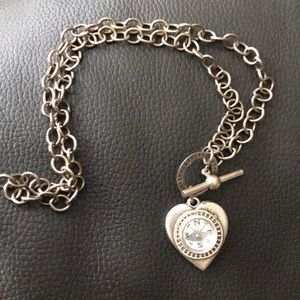 Jewelry - Compass Heart Necklace